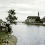 La Malbaie en août 1959. Photographe inconnu.