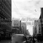 Autre scène urbaine à Montréal