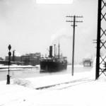 Georges Beullac aimait filmer et photographier les bateaux
