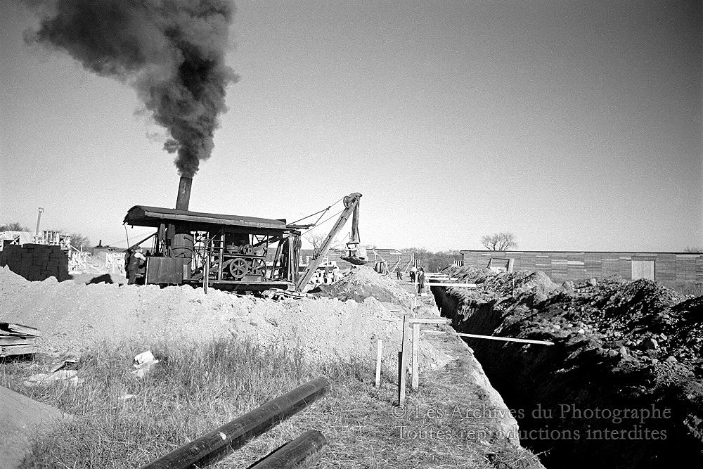 Pelles Mécaniques à vapeur sur Rails BUCYRUS GB-35MM-4710-13-24-001
